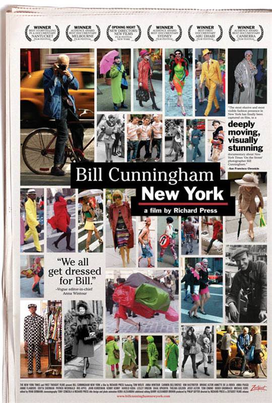 Bill Cunningham New York Large Poster