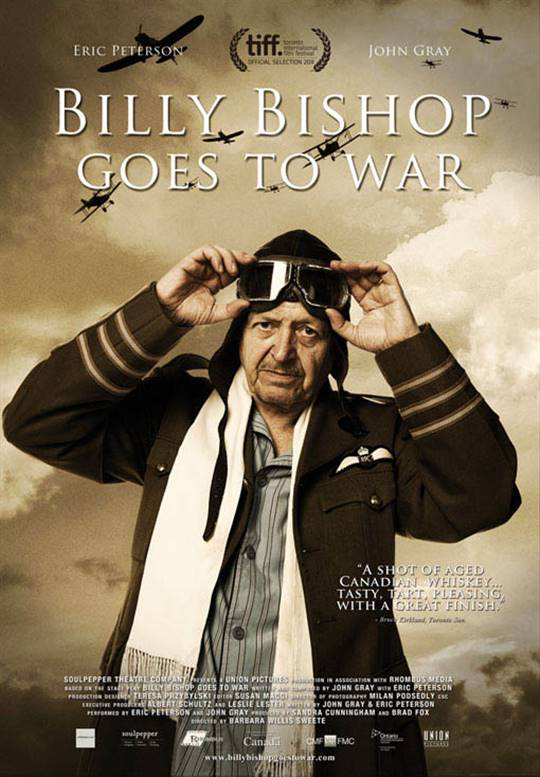 Billy Bishop Goes to War Large Poster