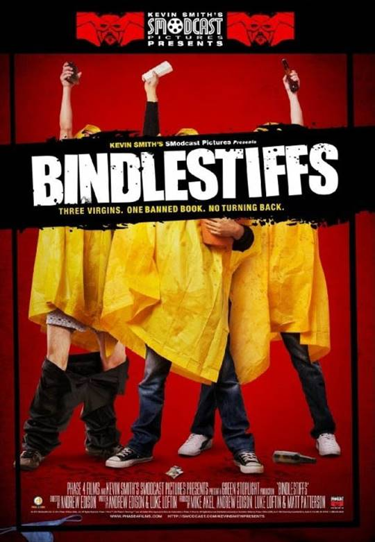 Bindlestiffs Large Poster