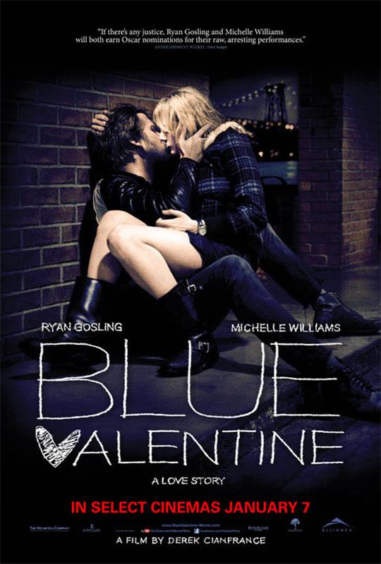 Blue Valentine Large Poster