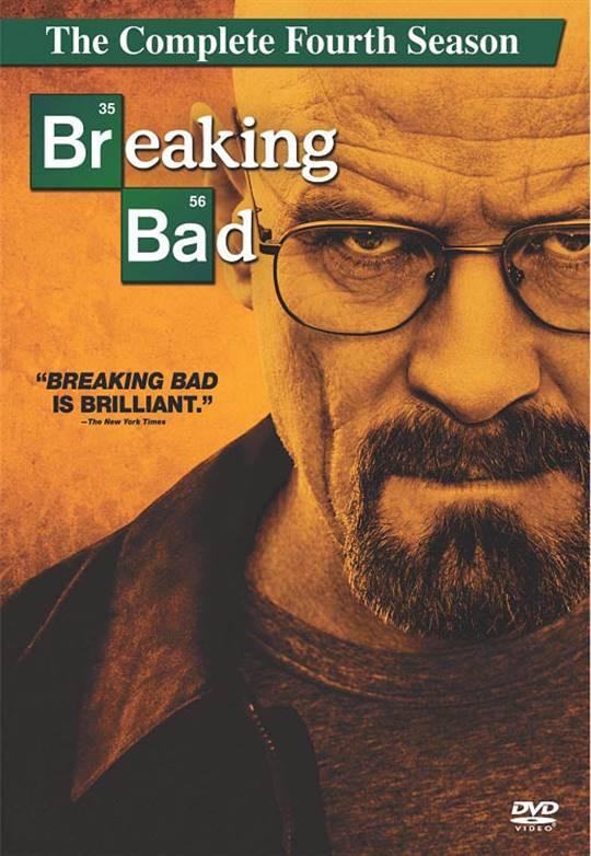 Breaking Bad: The Complete Fourth Season Large Poster