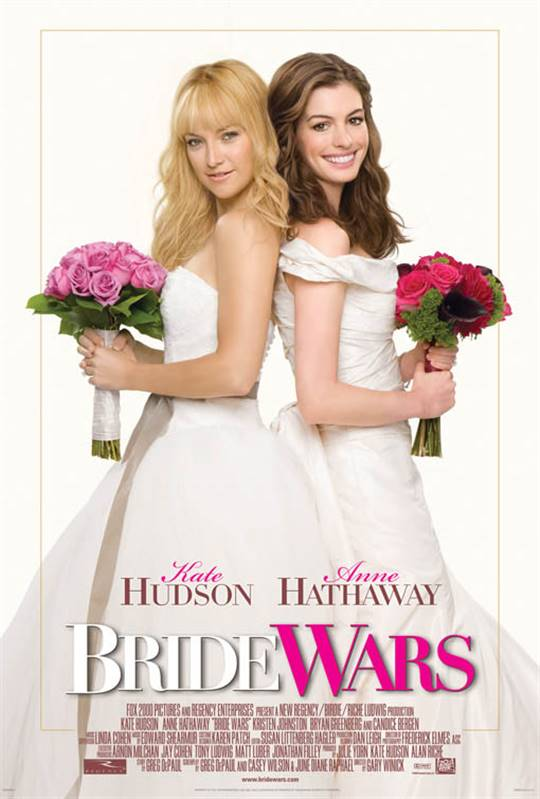 Bride Wars Large Poster