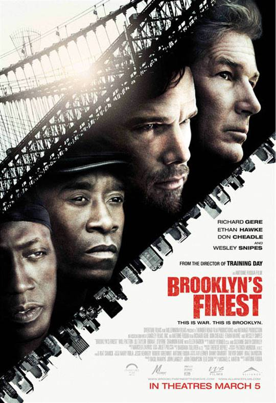 Brooklyn's Finest Large Poster