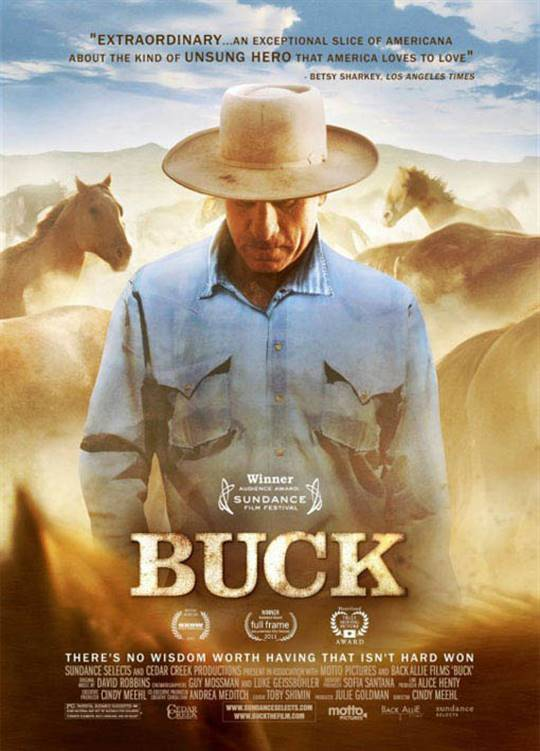 Buck Large Poster