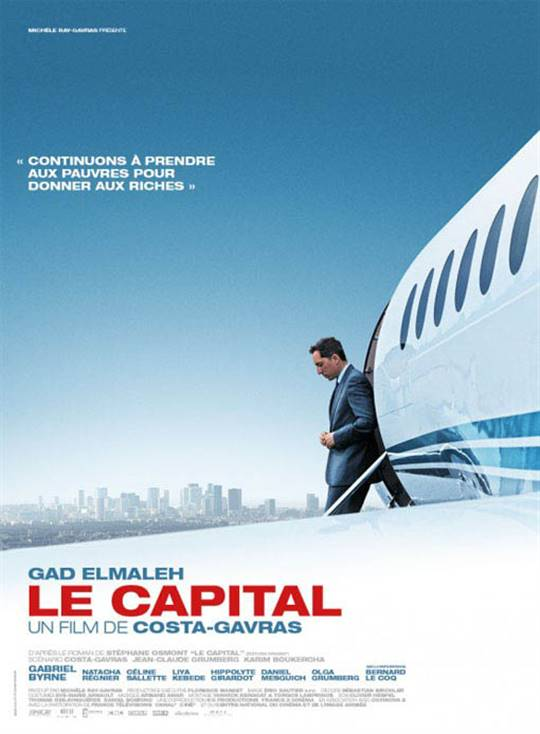 Capital Large Poster