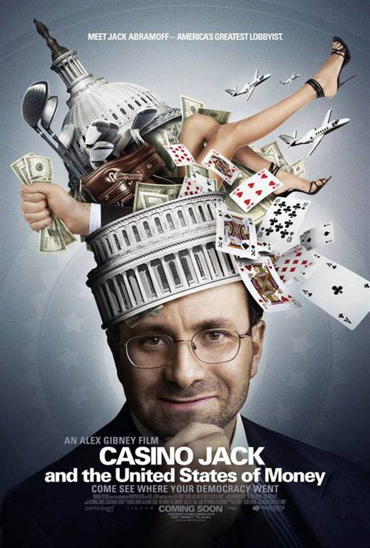 Casino Jack and the United States of Money Large Poster