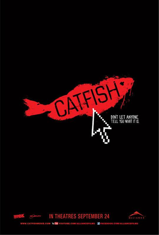 Catfish Large Poster