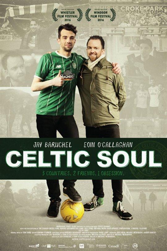 Celtic Soul Large Poster