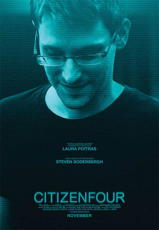 Citizenfour Large Poster