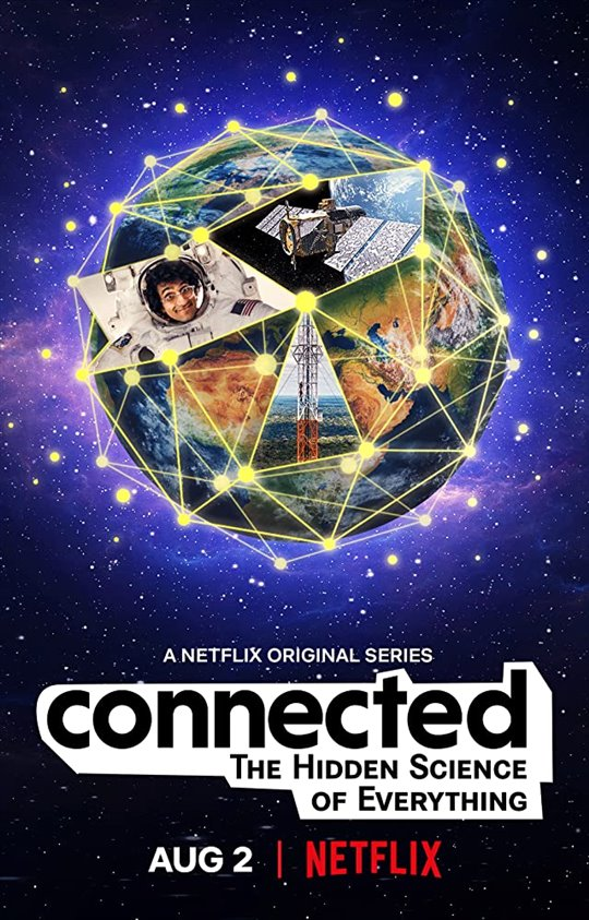 Connected: The Hidden Science of Everything (Netflix) Large Poster