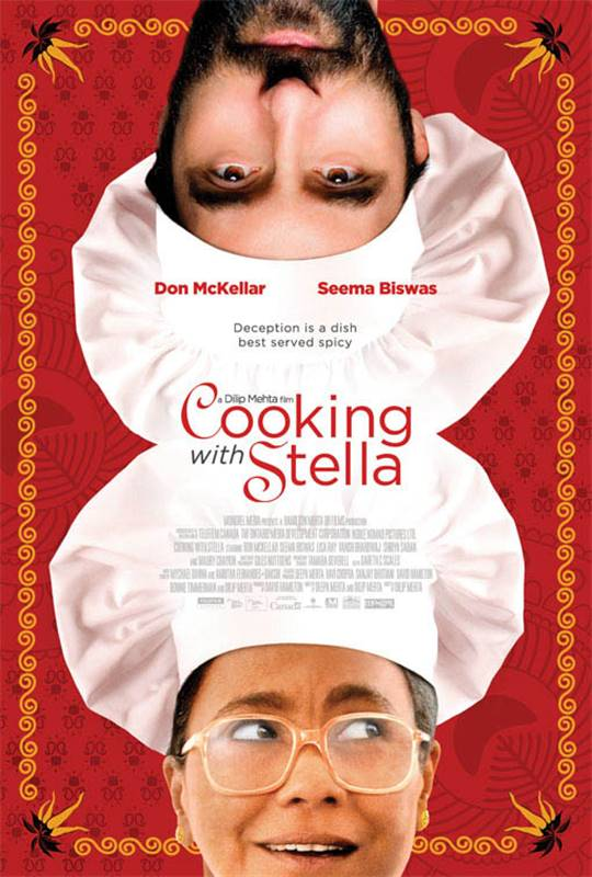 Cooking with Stella Large Poster