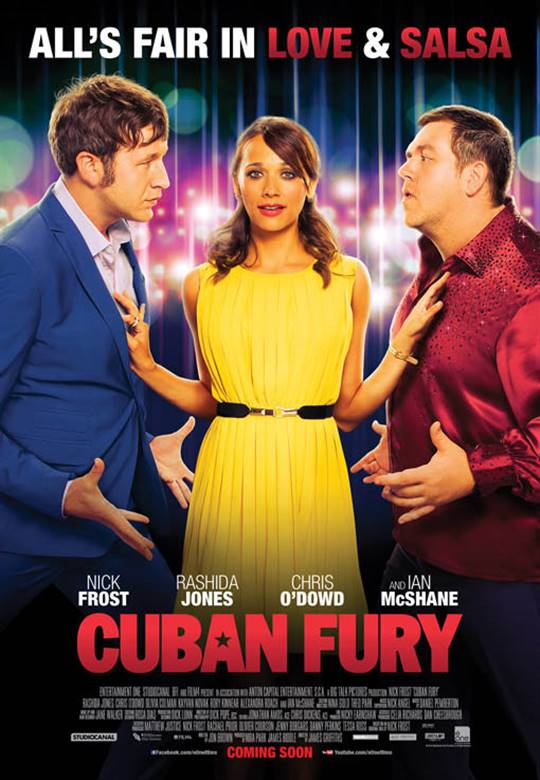 Cuban Fury Large Poster