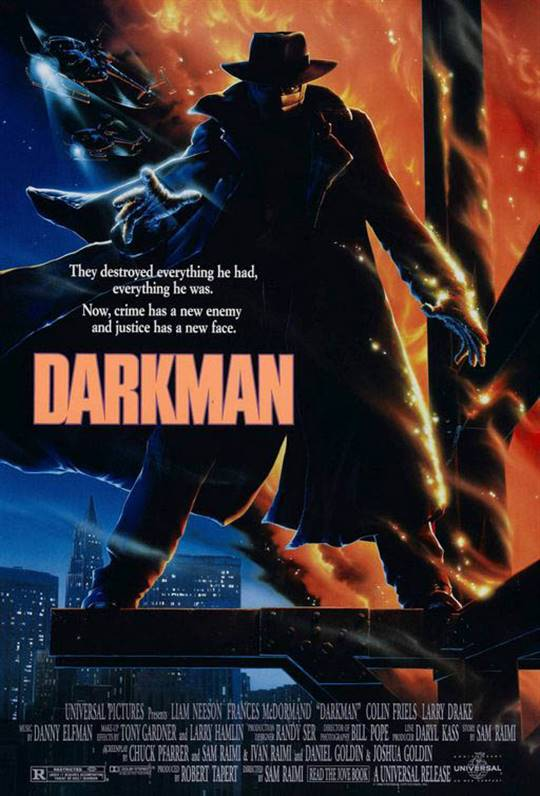 Darkman Large Poster