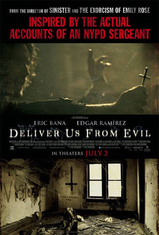 Deliver Us From Evil Large Poster