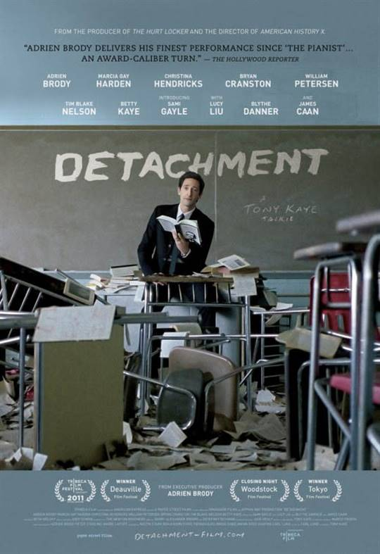 Detachment Large Poster