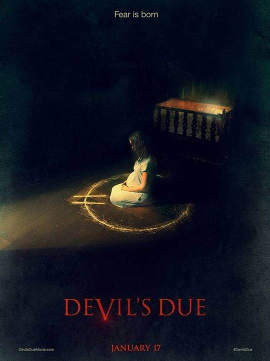 Devil's Due Large Poster