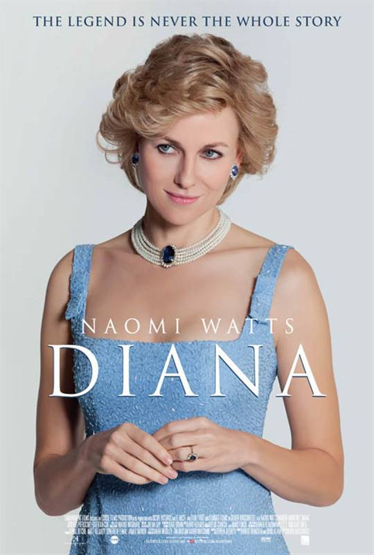 Diana Large Poster