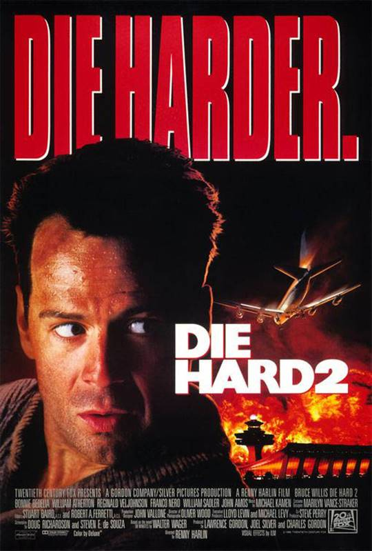 Die Hard 2: Die Harder Large Poster
