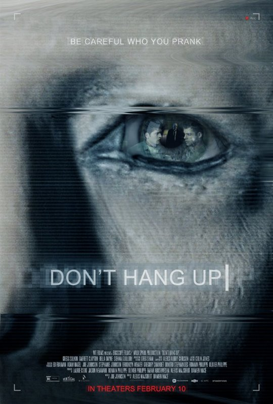 Don't Hang Up Large Poster