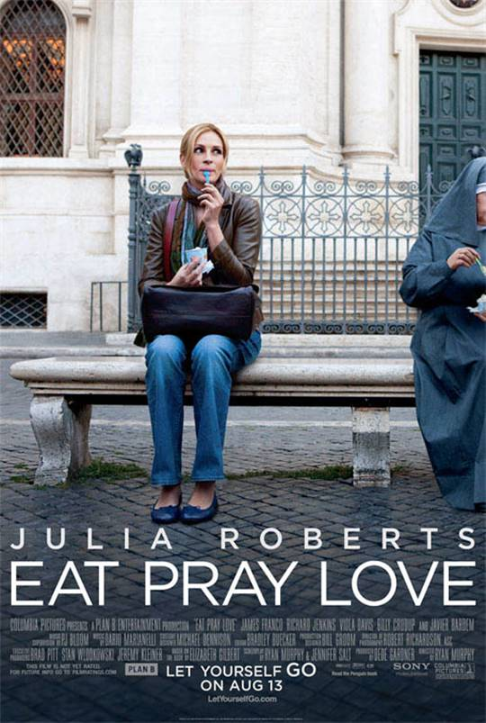 Eat Pray Love Large Poster