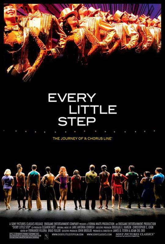 Every Little Step Large Poster