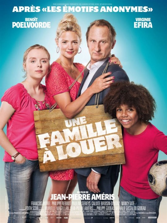 Family for Rent Large Poster
