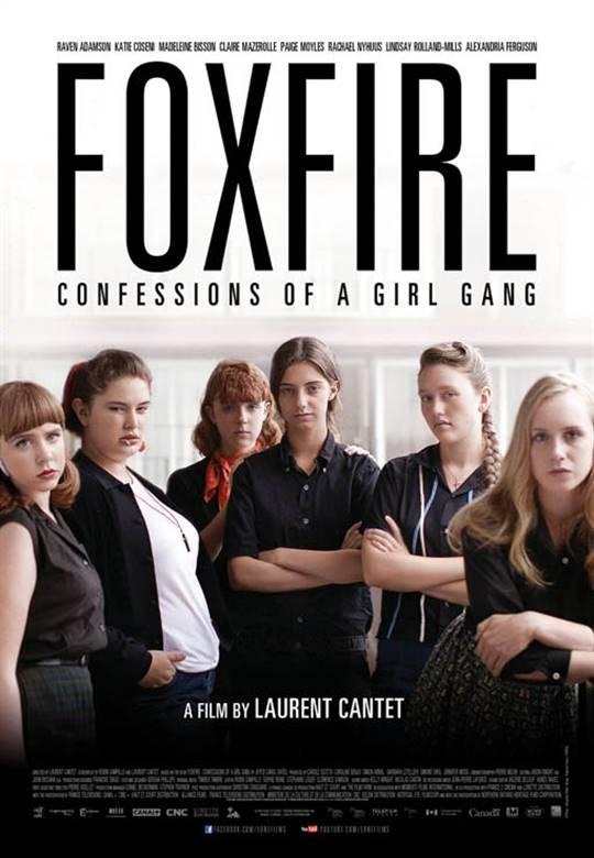 Foxfire : Confessions d'un gang de filles (v.o.a.s.-t.f.) Large Poster