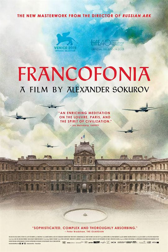 Francofonia Large Poster