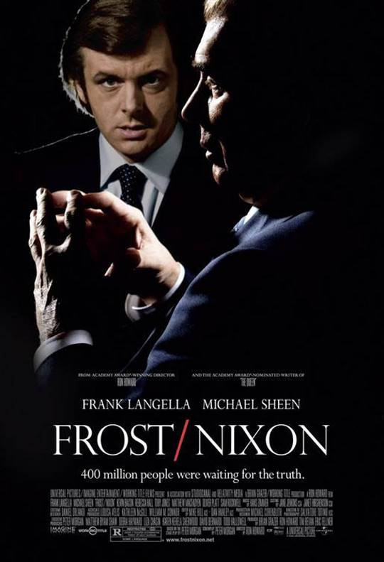 Frost/Nixon Large Poster