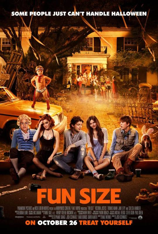 Fun Size Large Poster