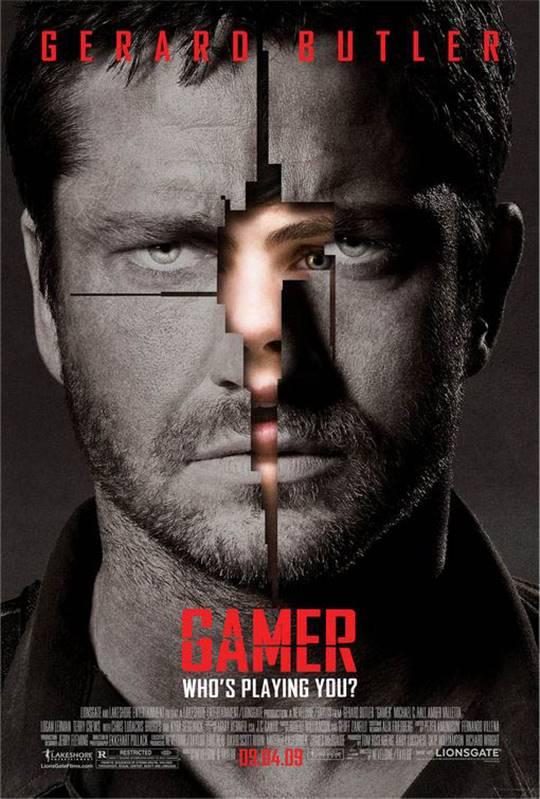 Gamer Large Poster