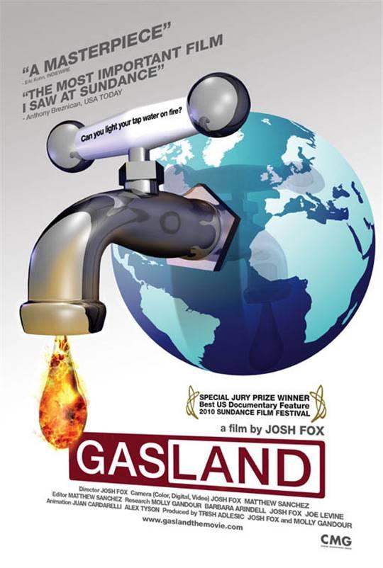 Gasland Large Poster
