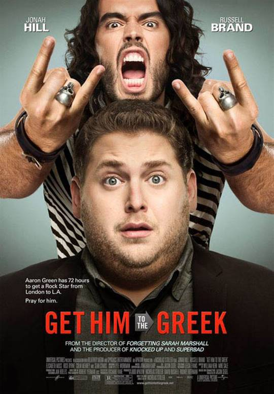 Get Him to the Greek Large Poster
