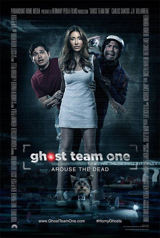 Ghost Team One Large Poster