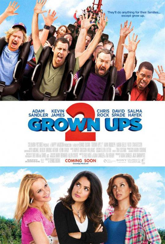 Grown Ups 2 Large Poster