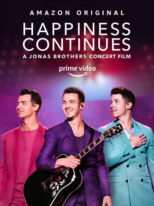 Happiness Continues (Amazon Prime Video) Large Poster