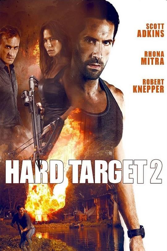 Hard Target 2 Large Poster