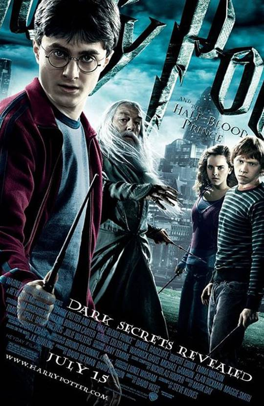 Harry Potter and the Half-Blood Prince Large Poster