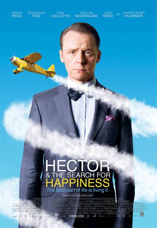 Hector and the Search for Happiness Large Poster