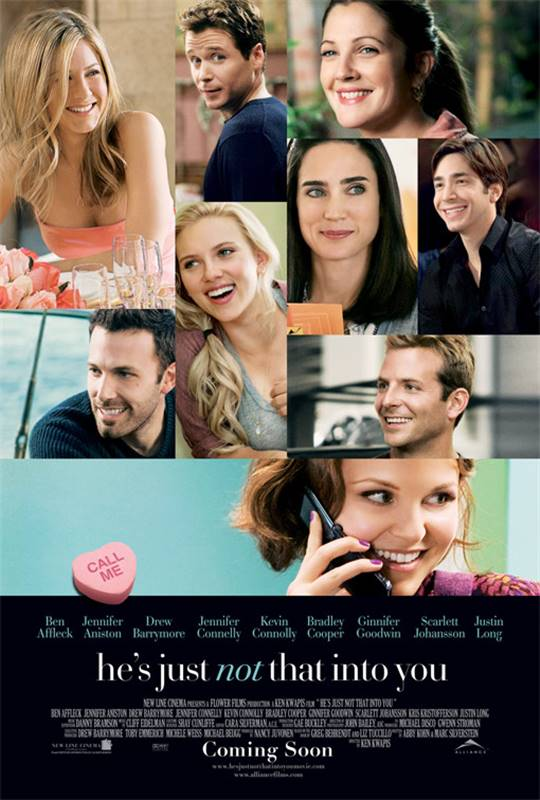 He's Just Not That Into You Large Poster