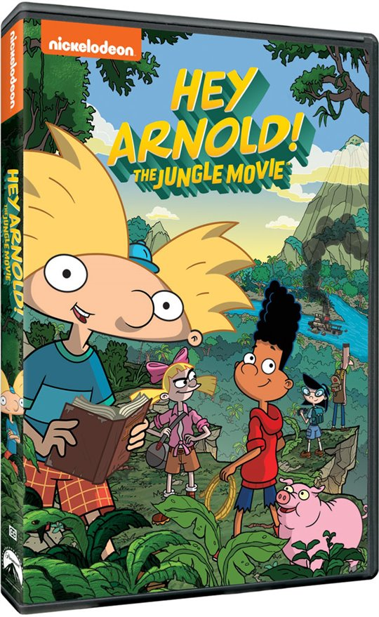 Hey Arnold!: The Jungle Movie Large Poster