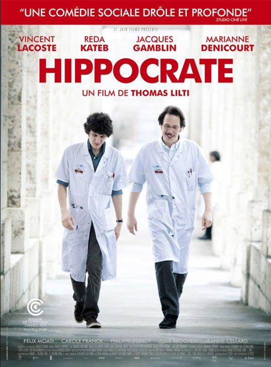 Hippocrates Large Poster