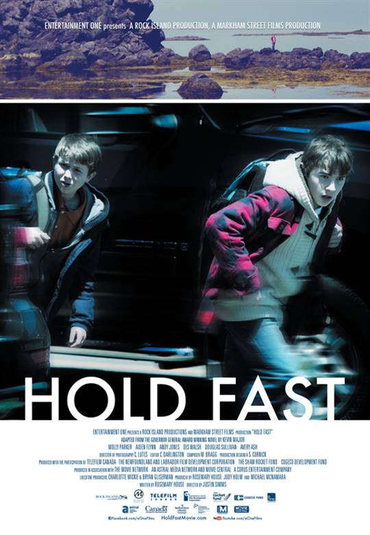 Hold Fast Large Poster