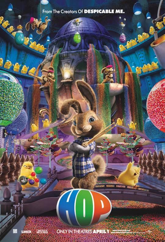 Hop Large Poster