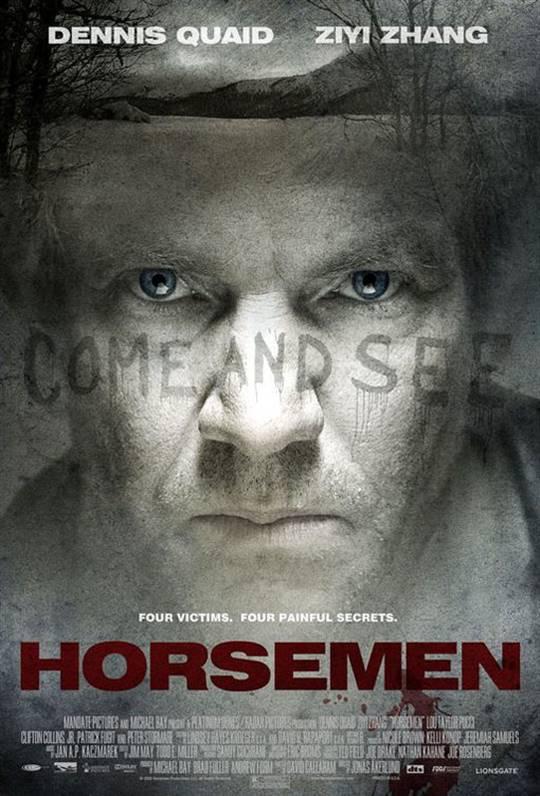 Horsemen Large Poster