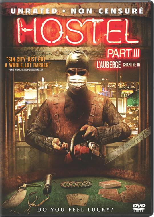 Hostel: Part III Large Poster