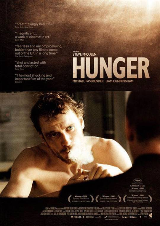 Hunger Large Poster