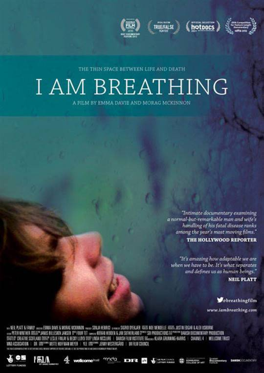 I Am Breathing Large Poster