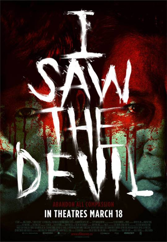 I Saw the Devil Large Poster