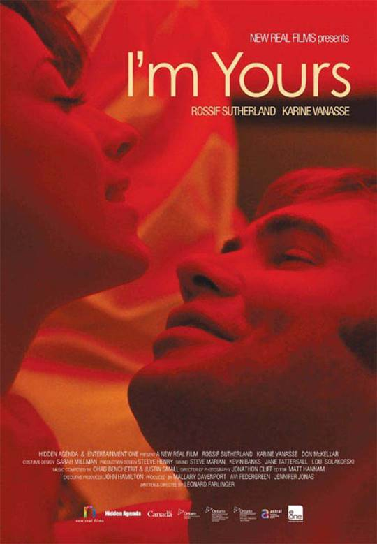 I'm Yours Large Poster